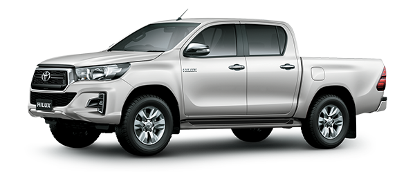 Hilux 2.4 4×2 AT
